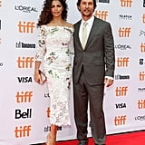 Matthew McConaughey and Camila Alves at TIFF 2016