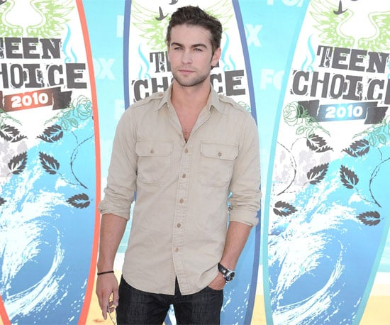 Chace Crawford, Joshua Jackson, Cory Monteith and More on the Red Carpet at 2010 Teen Choice Awards