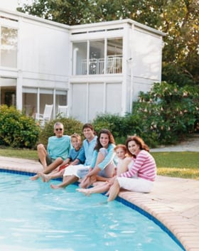 Rumor Has It Jon and Kate Bought A Home With A Pool, Would You?