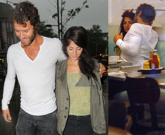 Pictures of Howard Donald and his Girlfriend