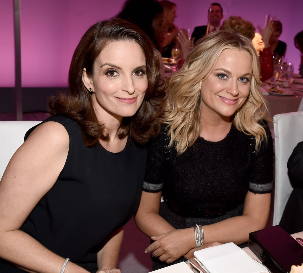 Tina and Amy linked up at ELLE's Annual Women in Hollywood event in 2014.
