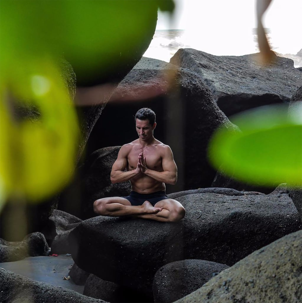 Look at These Shirtless Men Meditating, and Instantly Breathe in the Calm