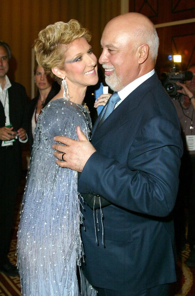 Celine Dion and Rene Angelil Pictures | POPSUGAR Celebrity Photo 7