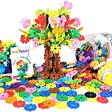 Viahart Brain Flakes 500-Piece Interlocking Disc Set
