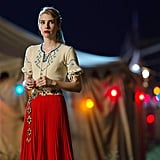 Roberts as Maggie Esmerelda in Freak Show
