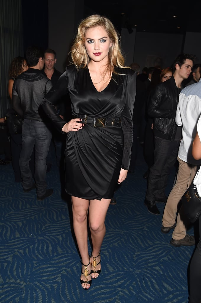 Kate Upton at the 2014 MTV Movie Awards