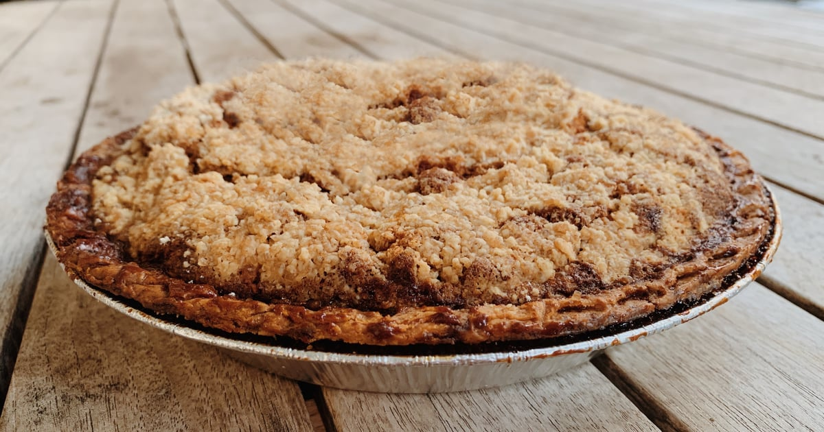 Shoofly Pie Is a Pennsylvania Classic For a Reason, and This Easy Recipe Has Us Hooked