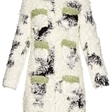 Shrimps Cheryl Spotted Faux-Shearling Coat ($777)