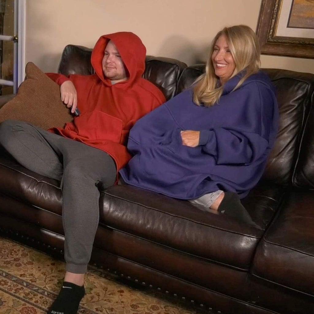 The Comfy Oversize Sweatshirt Hoodie Cyber Monday Sale 2019
