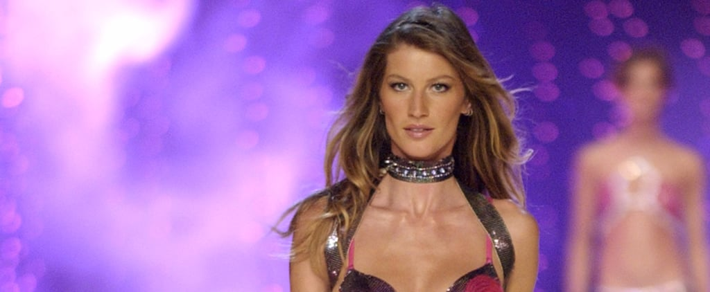 1 Look at These Gisele Bündchen VS Fashion Show Looks Will Make You Miss Her on the Runway