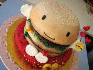 Yummy Link: Burger Cuteness Overload