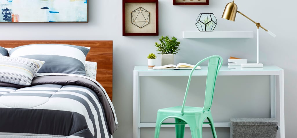 You'd Never Guess We Furnished This Dorm Room For Under $300