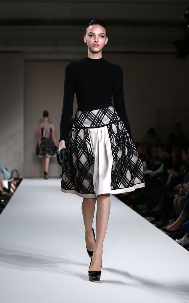 2013 Autumn Winter London Fashion Week: Temperley London