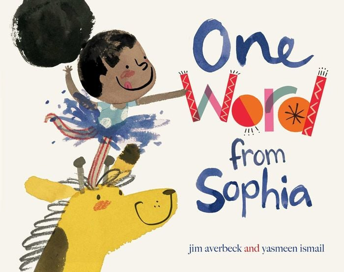 Ages 2-4: One Word from Sophia