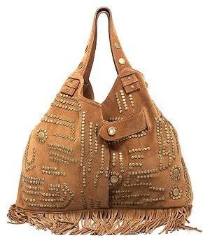 Trend Alert: Bohemian, Embellished, Beaded, and Tribal Handbags