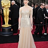 Mandy Moore Glitters at the Academy Awards