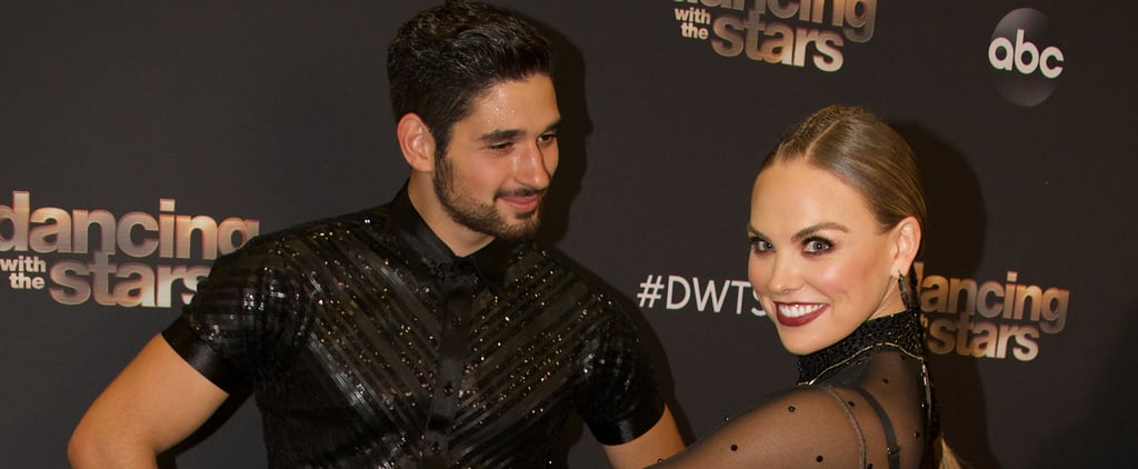 Hannah Brown and Alan Bersten's Cutest Pictures