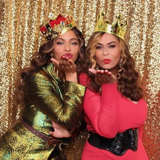 Beyoncé Sings to Tina Lawson on Her Birthday January 2019