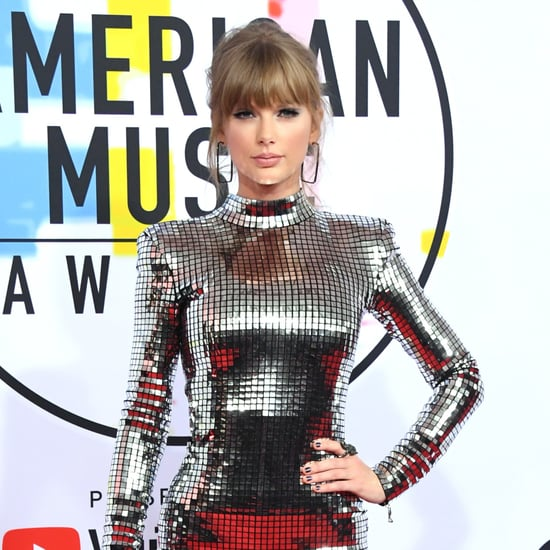 Taylor Swift 2018 AMAs Outfits