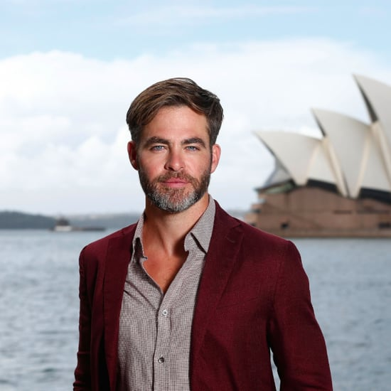 Chris Pine Star Trek Beyond Red Carpet Photos