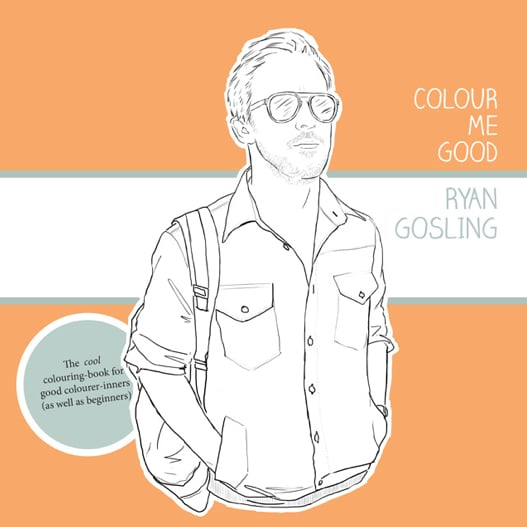 Colour Me Good Coloring Book ($10, originally $13)