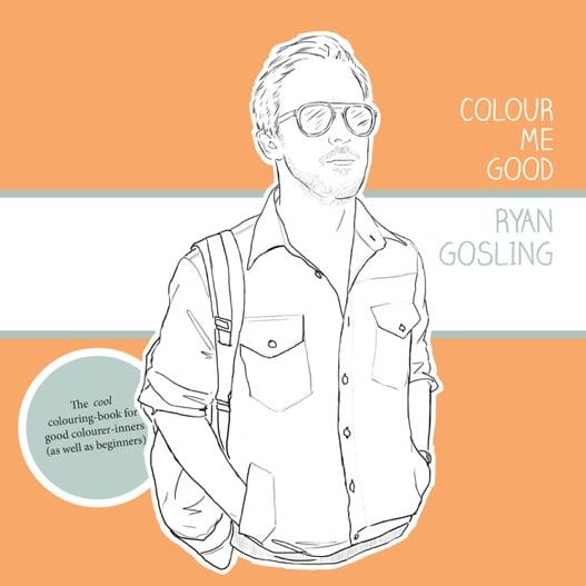Colour Me Good Coloring Book ($11)