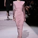 Gigi Kicked Off Fashion Week in Pink on the Tom Ford Runway