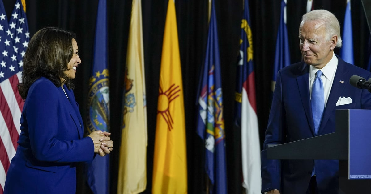Kamala Harris Is the Key to a Successful Presidential Run For Joe Biden