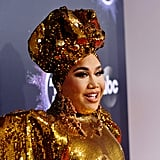 Patrick Starrr at the 2019 American Music Awards