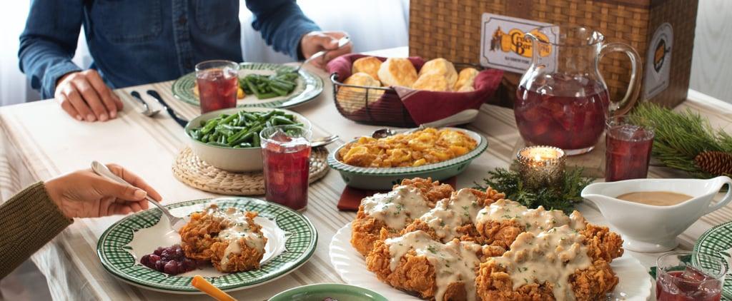 Cracker Barrel Thanksgiving 2021 Meal Cost