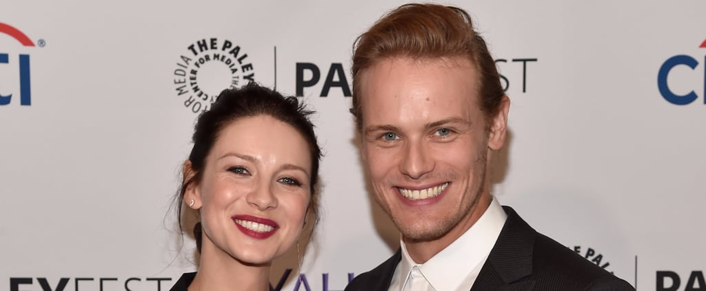 "The Exact Moment Outlander's Caitriona Balfe Knew Sam Heughan Was a ""Solid Friend"""