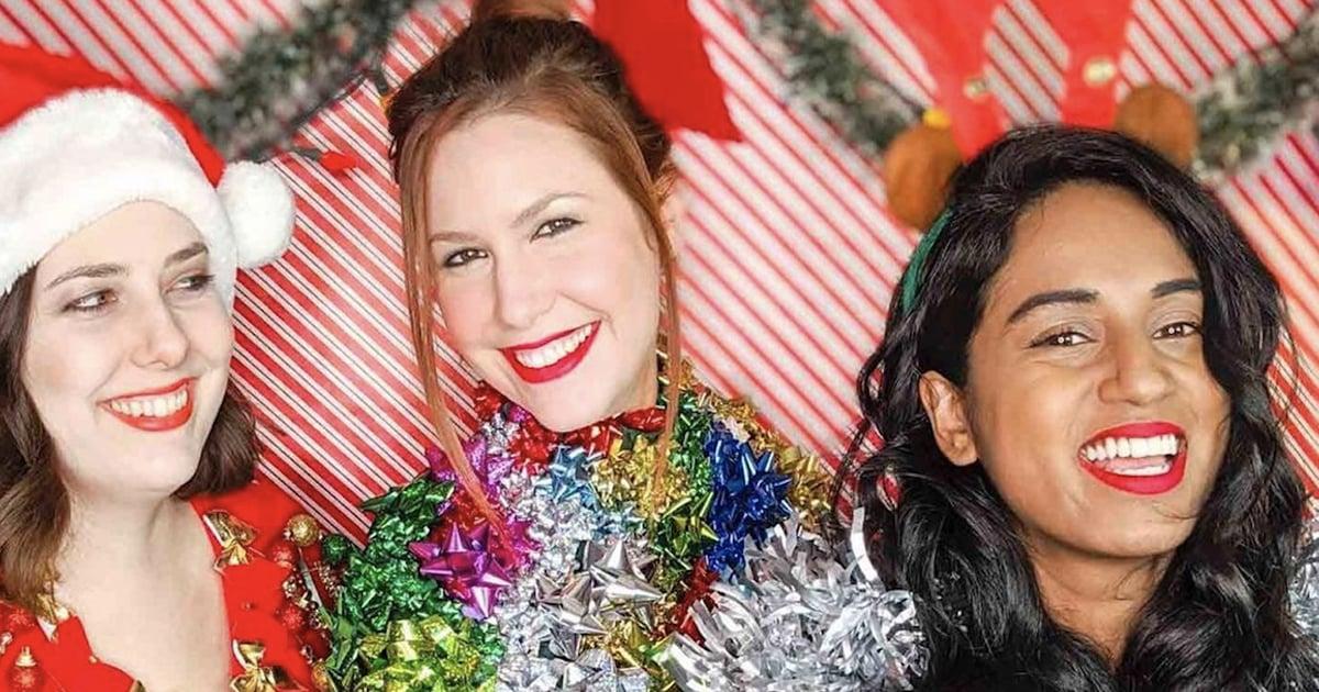 40 Ugly Christmas Sweaters You Can DIY This Holiday Season