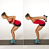 Bent-Over Row to Triceps Kickback