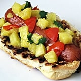 Tropical Hot Dog