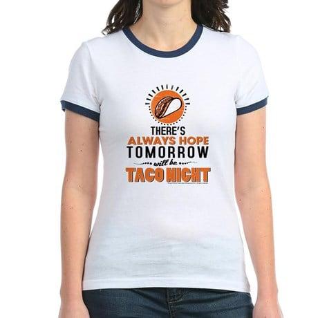 Taco Night Shirt ($15)