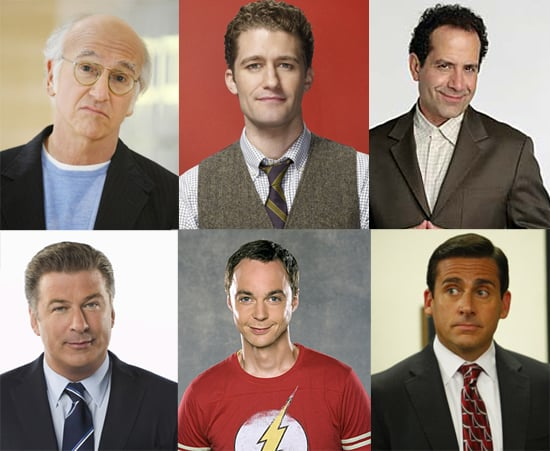 Who Should Win the 2010 Emmy For Outstanding Actor in a Comedy Series?