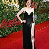 Kiesza at the 2020 Gold Meets Golden Party in LA