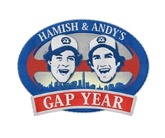 Hamish Blake and Andy Lee Return to TV With Hamish and Andy's Gap Year on Channel Nine