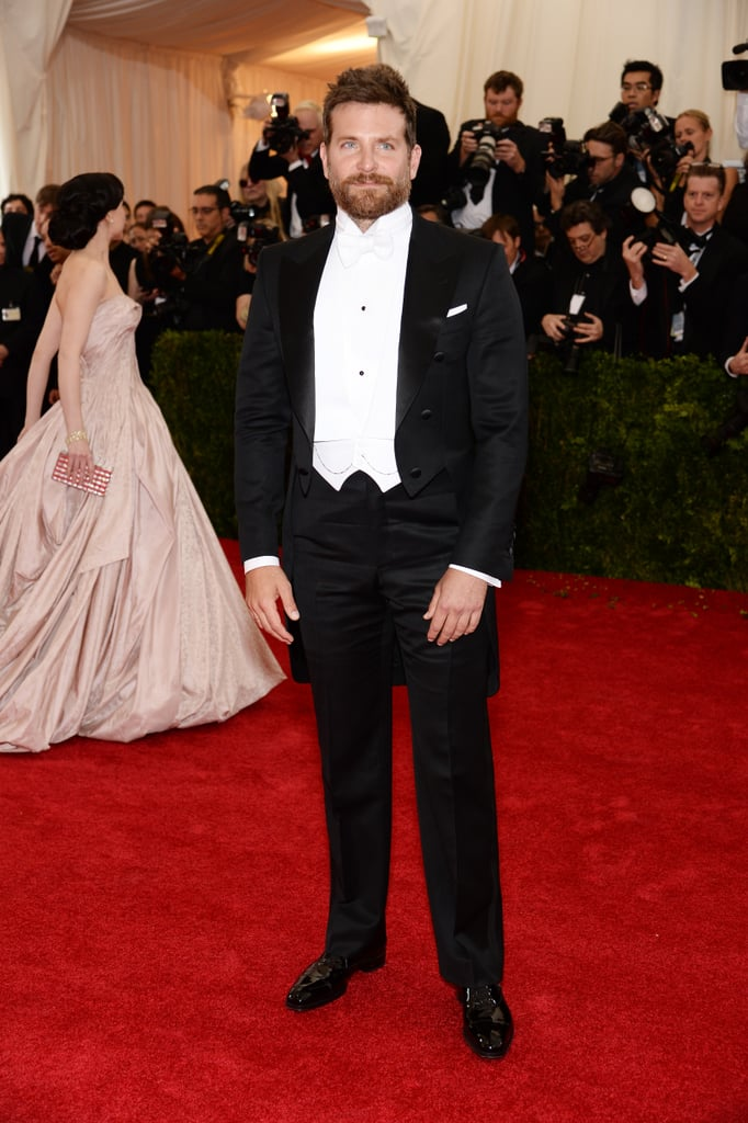 Bradley Cooper Pictures at 2014 Met Gala
