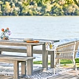 All Weather Wicker String Tropea Outdoor Dining Armchair