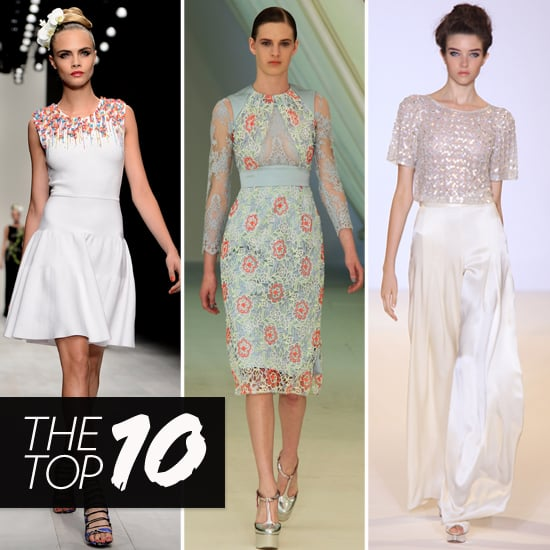 Kate Middleton London Fashion Week Spring 2013 Picks