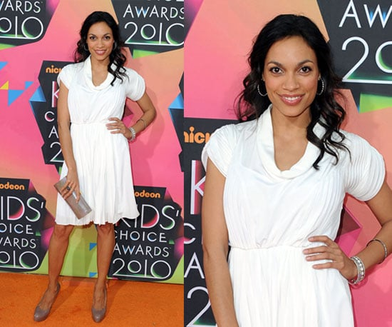 Rosario Dawson at 2010 Kids Choice Awards 2010-03-27 18:00:48