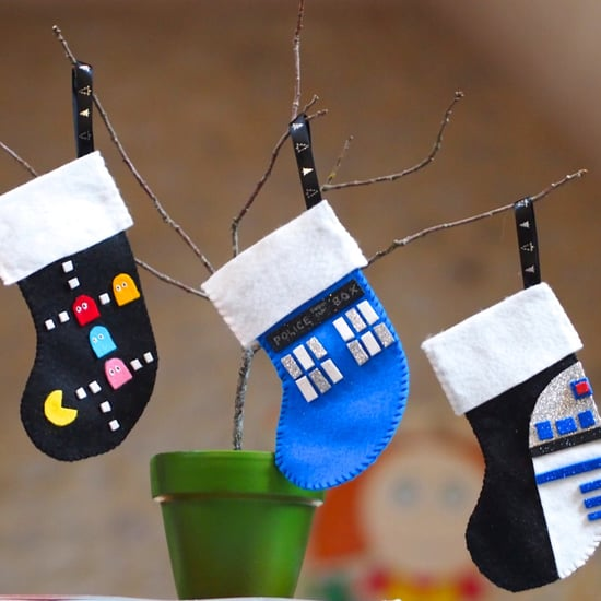 Geeky Christmas Decorations