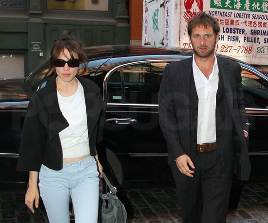 Photo of Rachel McAdams and Josh Lucas Out in NYC