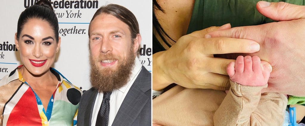 Brie Bella and Daniel Bryan Welcome Their Second Child