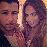 "The ""Hey, I'm Casually Hanging With My BFF, J Lo"" Selfie"