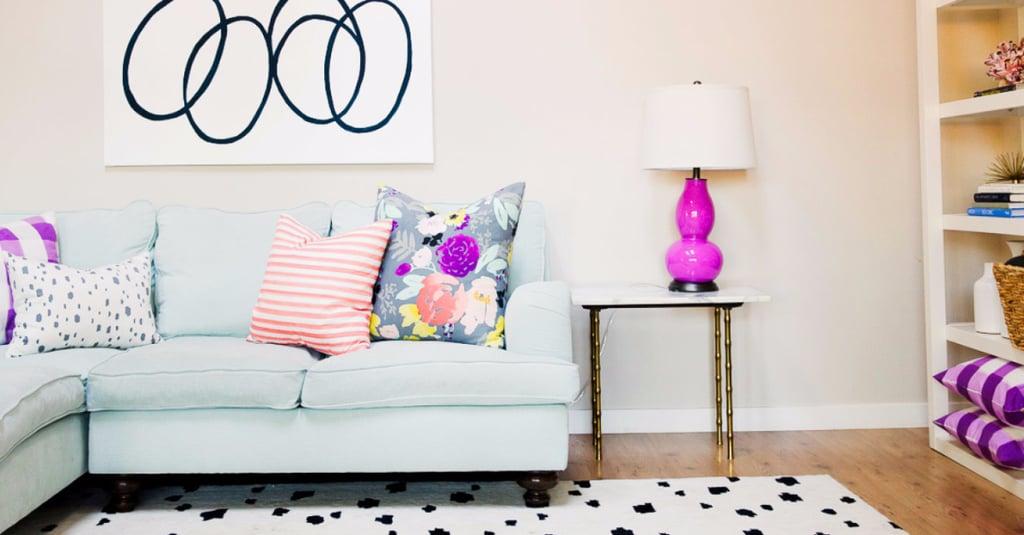 Interior of a Textile Designer's Portland Home