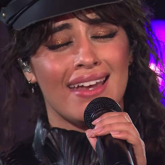 Camila Cabello Singing Lewis Capaldi on BBC Radio 1 Video