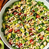 Avocado and Grilled Chicken Salad With Chipotle-Lime Ranch