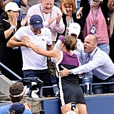 Samantha Stosur Wins 2011 US Open Women's Final Defeating Serena Williams